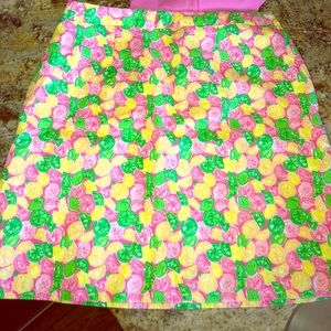 Lilly Pulitzer Classic skirt